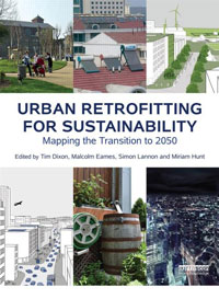LCRI Researchers Release Book Urban Retrofitting for Sustainability