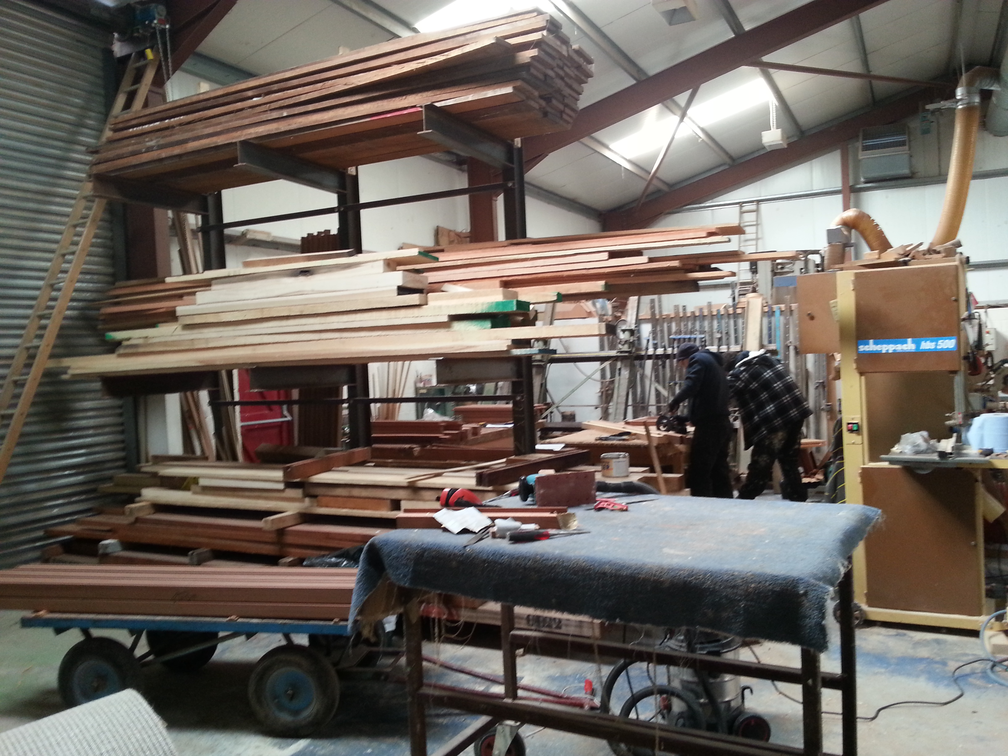 Thomas Joinery Case Study