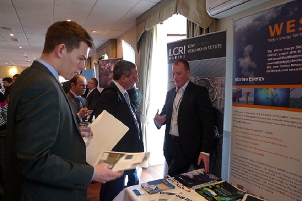 LCRI Marine attends MEP Conference 2014