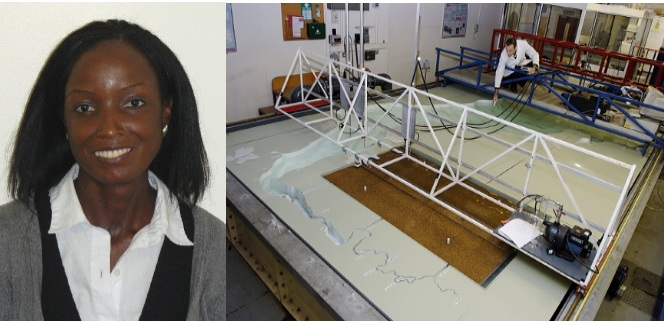 Interview with Dr Margaret Kadiri – Cardiff University, LCRI Marine team