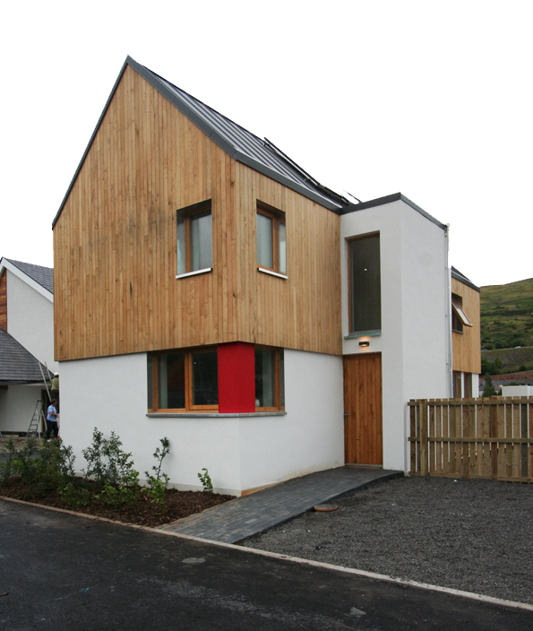 LCBE Case Study: Dwelling on Low Carbon Homes