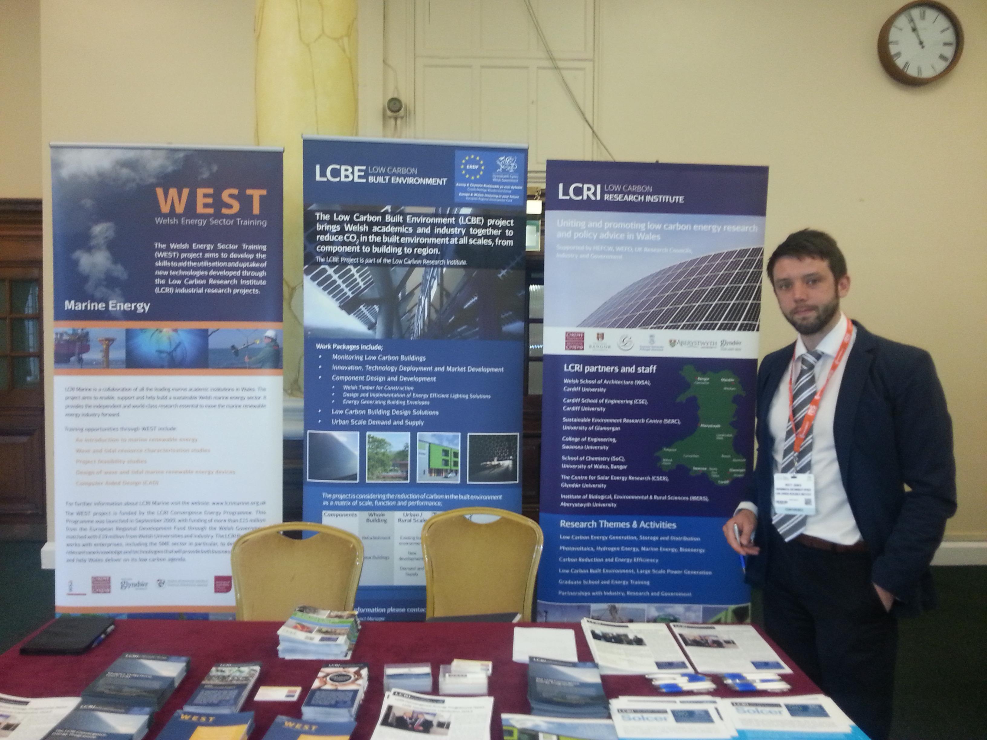 RenewableUK  Cymru 2014