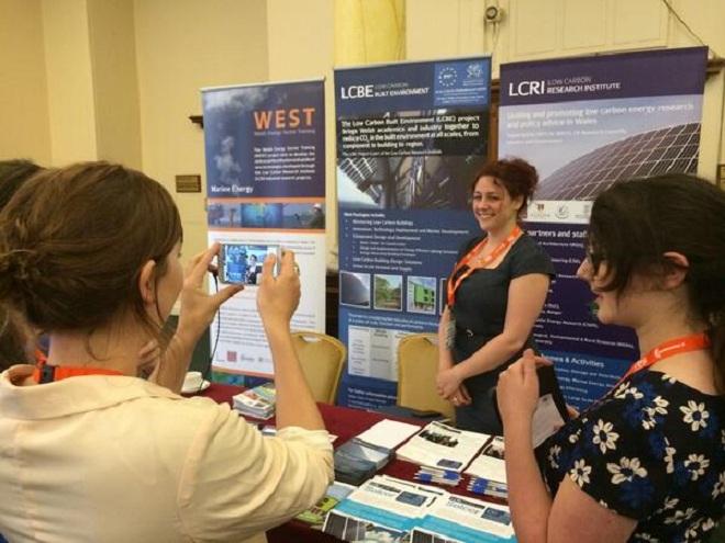 LCRI at RenewableUK Cymru 2014